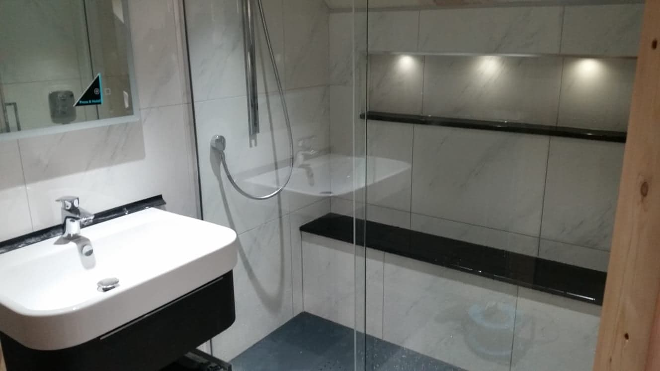 bathroom installation 3