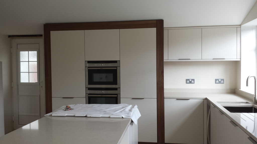 Bespoke Kitchen Fitting in St Helens pic 1.