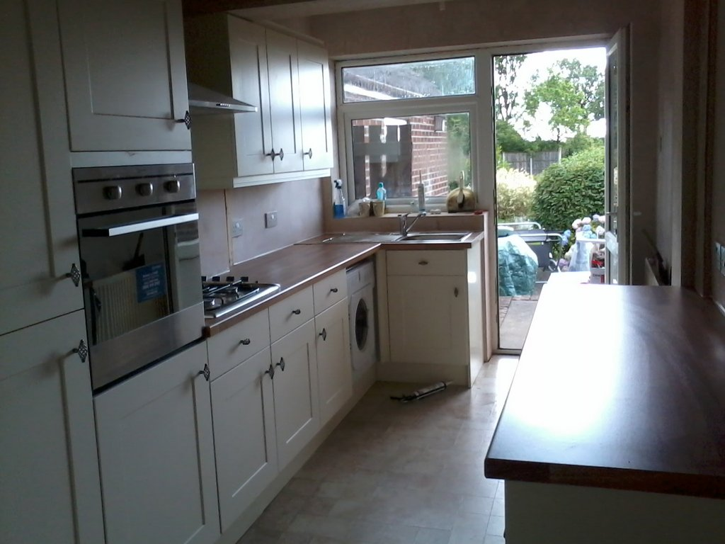 Kitchen Fitting Building Work Joinery10