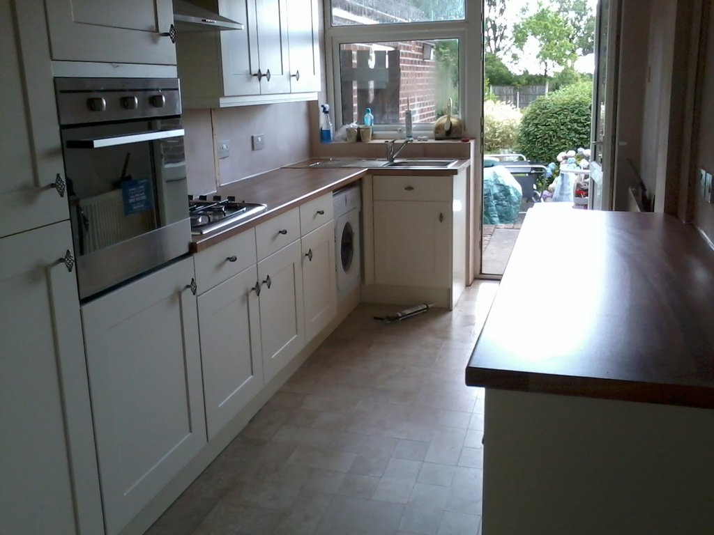 Kitchen Fitting Building Work Joinery11