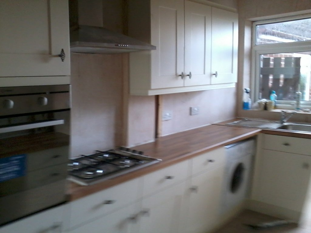 Kitchen Fitting Building Work Joinery14
