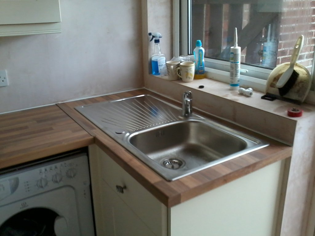 Kitchen Fitting Building Work Joinery15