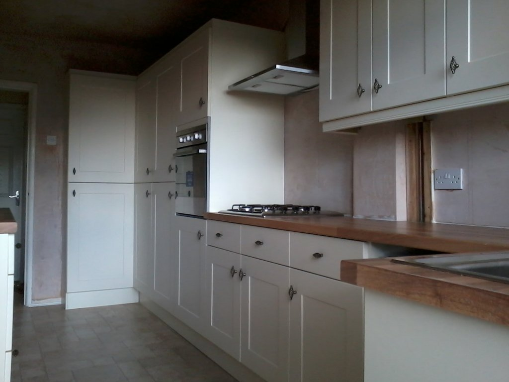 Kitchen Fitting Building Work Joinery17