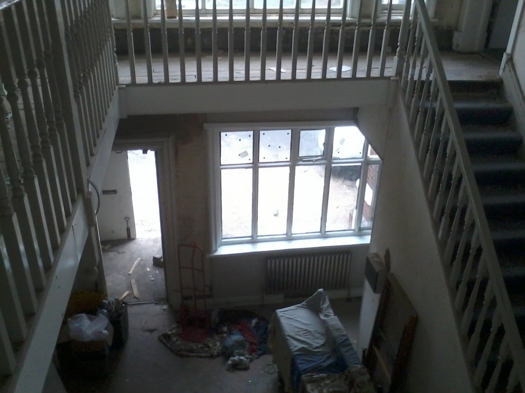 Wooden Staircase Installed 2