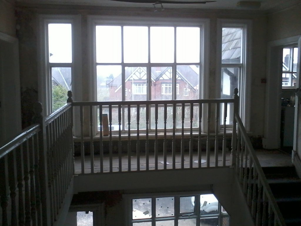 Wooden Staircase Installed 3