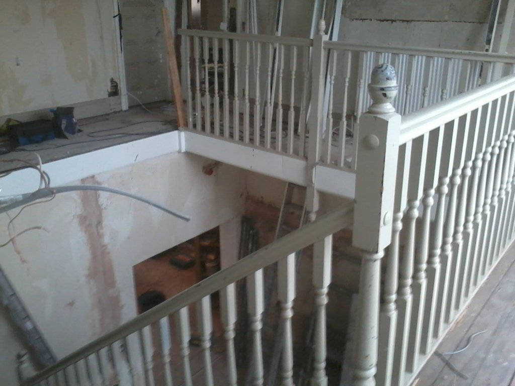 Wooden Staircase Installed 4