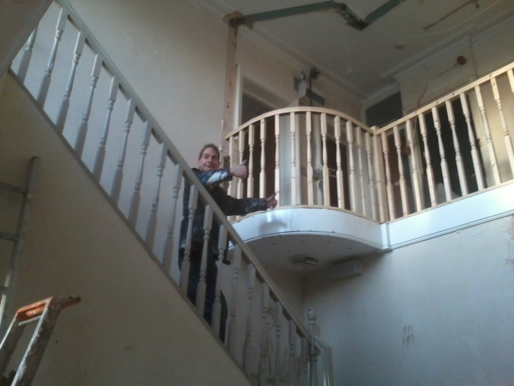Wooden Staircase Installed 5
