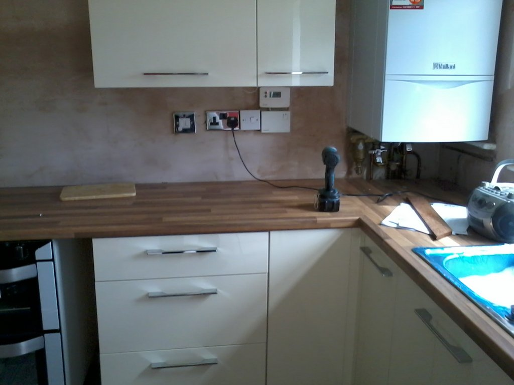 Kitchen Fitting Building Work Joinery27