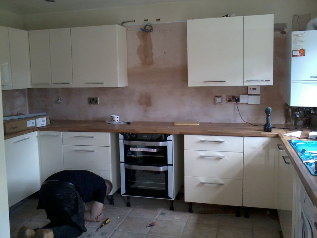 Kitchen Fitting Building Work Joinery28