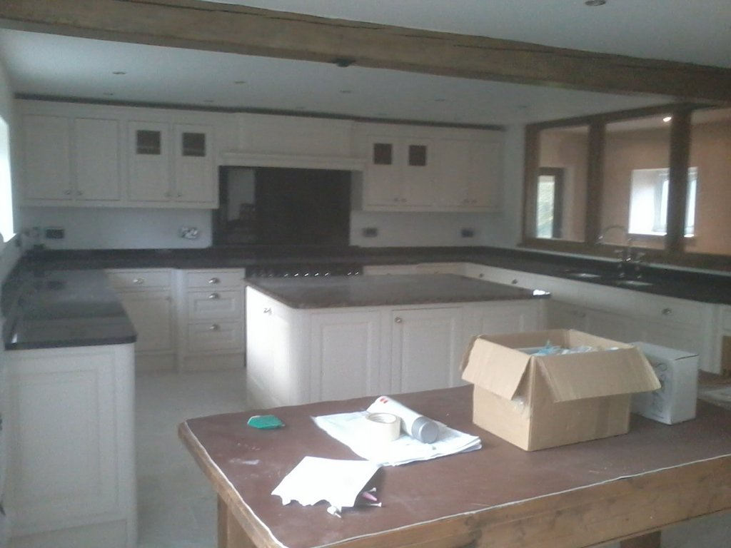 Kitchen Fitting Building Work Joinery342