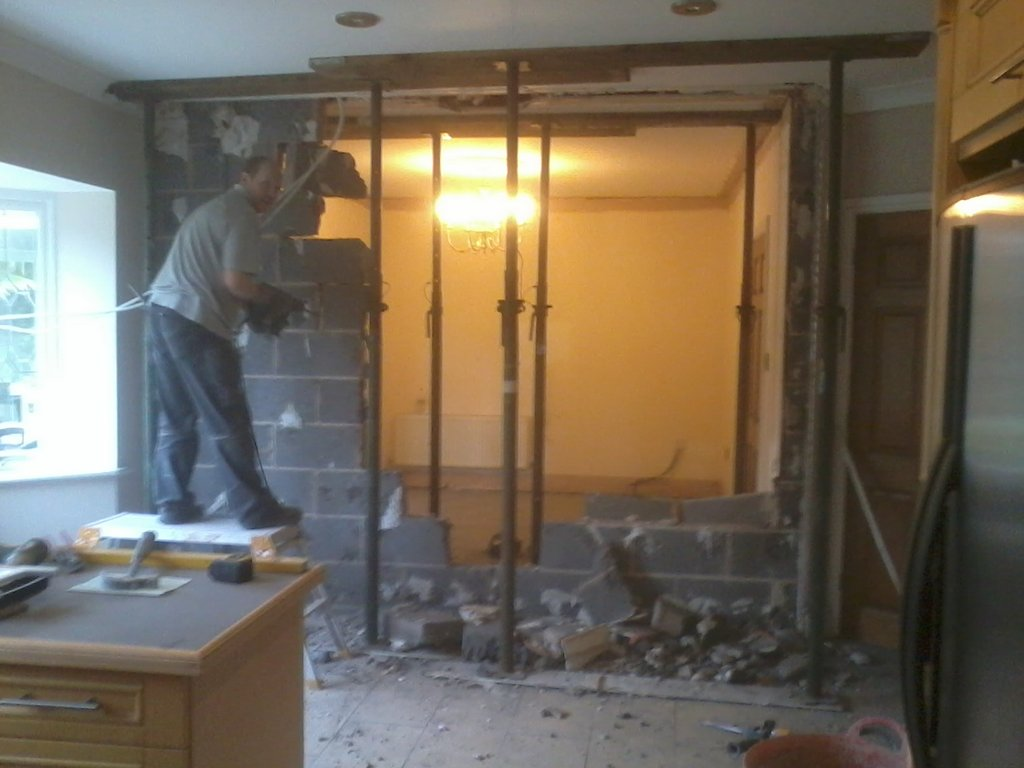Kitchen Fitting Building Work Joinery347