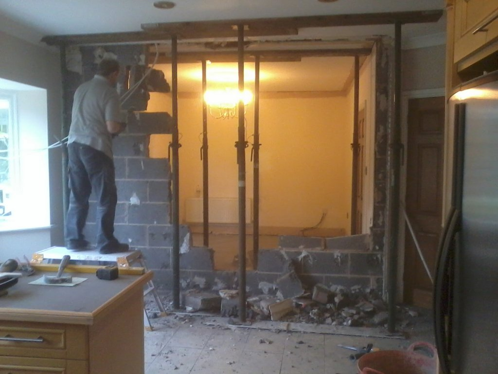 Kitchen Fitting Building Work Joinery348