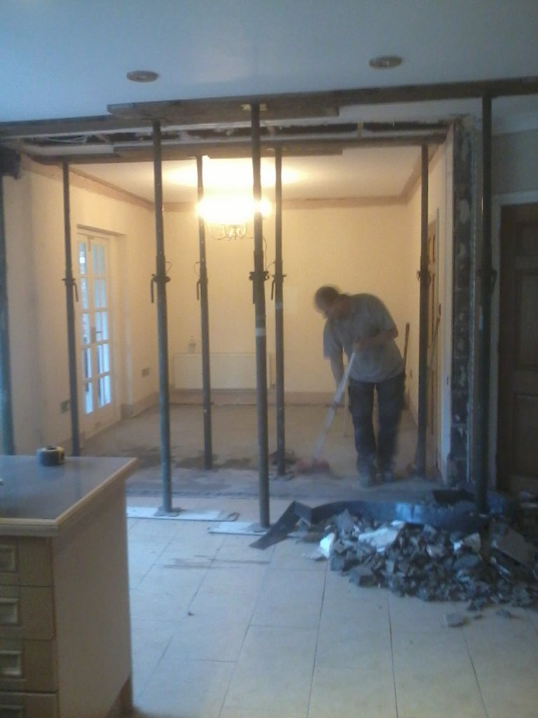 Kitchen Fitting Building Work Joinery352