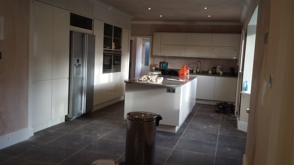 Kitchen Fitting Building Work Joinery393