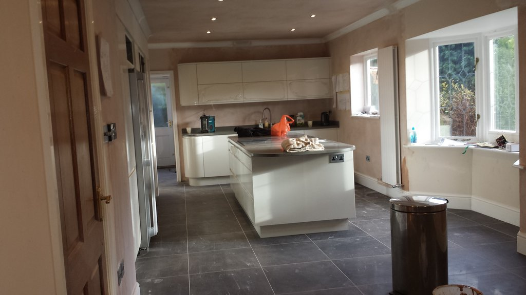 Kitchen Fitting Building Work Joinery395