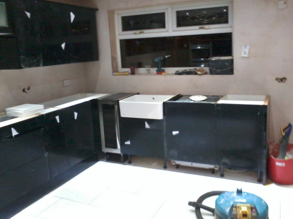 Kitchen Fitting Building Work Joinery44