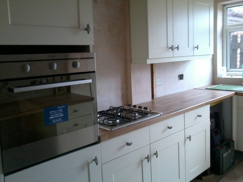 Kitchen Fitting Building Work Joinery9
