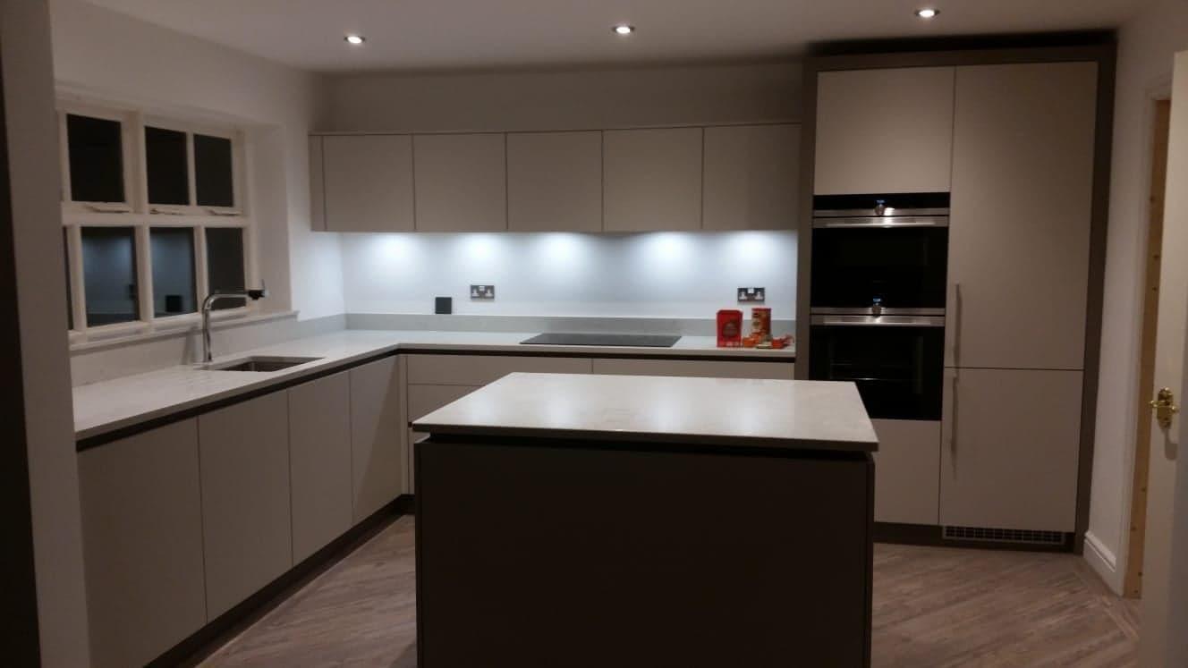 kitchen installation 2