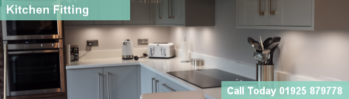Kitchen fitters Trafford