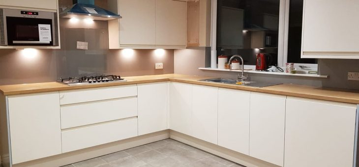 New kitchen Installations from SpeakmanJoinery